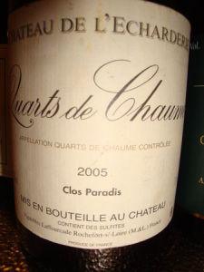Quarts-de-Chaume 2005