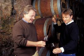 Jacques et Arnaud Couly du domaine Couly-Dutheil