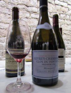 Gevrey-Chambertin 2015,Clos du Fonteny