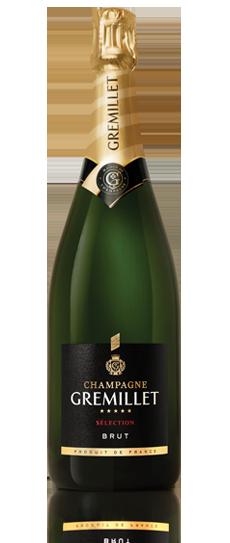 Champagne Gremillet Brut,